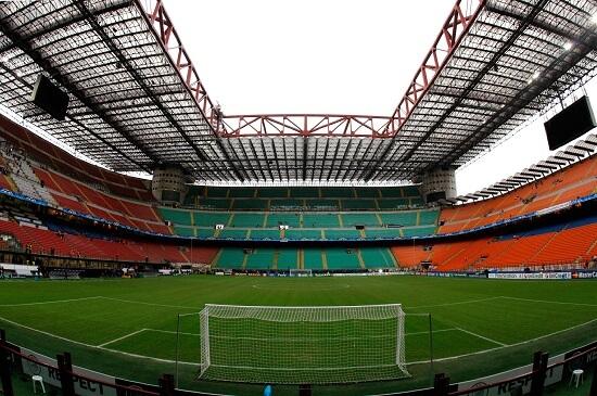 Lo stadio San Siro (Infophoto)