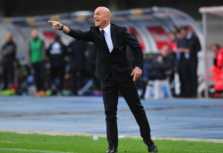 Giuseppe Sannino, allenatore del Catania (Infophoto)