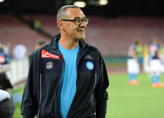 Maurizio Sarri (Infophoto)