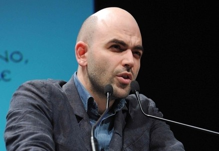 Roberto Saviano (Infophoto)