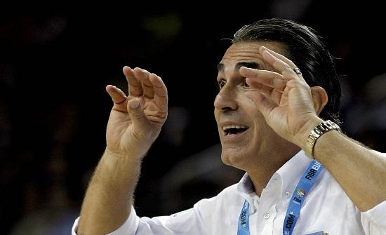 Sergio Scariolo, allenatore Milano (Infophoto)