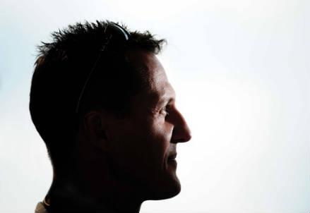 Michael Schumacher, 45 anni (INFOPHOTO)