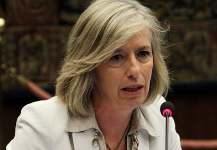 Stefania Giannini, ministro dell'Istruzione (Infophoto)