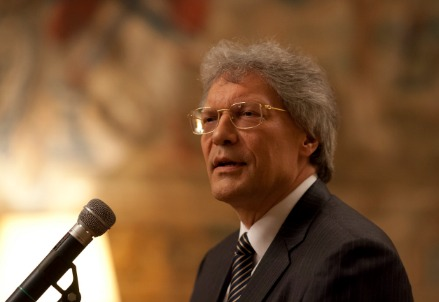 Sergey Razov, Ambasciatore russo in Italia (Infophoto)