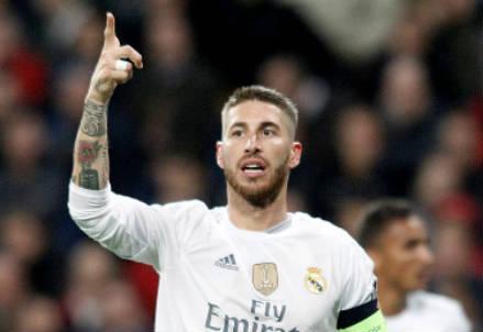 Sergio Ramos, 29 anni, difensore e capitano del Real Madrid (INFOPHOTO)