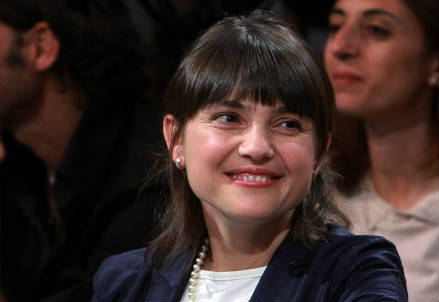 Debora Serracchiani (Foto: Infophoto)