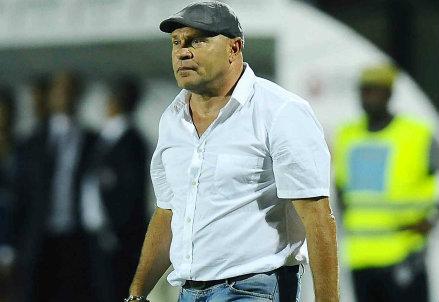 Serse Cosmi, 57 anni, allenatore del Trapani, al Perugia dal 2000 al 2004 (INFOPHOTO)