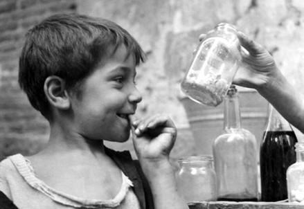 David Seymour, Napoli 1948 (Foto D. Seymour)