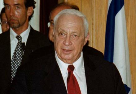 Ariel Sharon (InfoPhoto)