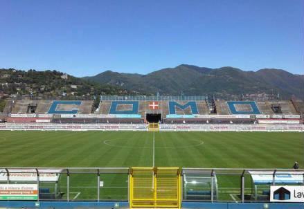 Lo stadio di Como