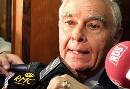 Girolamo Sirchia, ex ministro della Sanità (InfoPhoto)