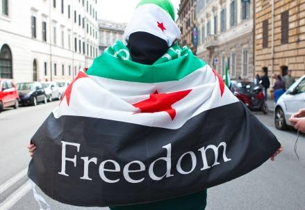 SIRIA: GUERRA CIVILE