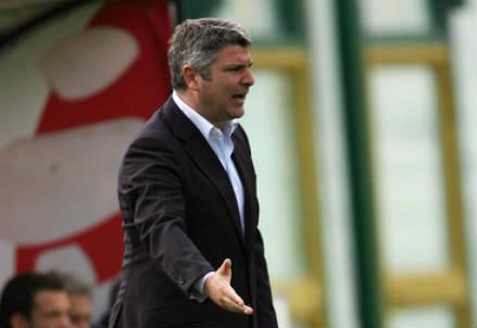 Mario Somma, 52 anni, allenatore del Latina (INFOPHOTO)