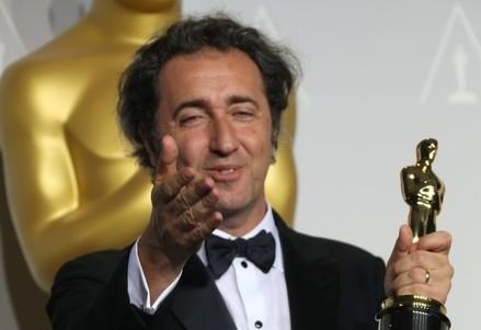 Paolo Sorrentino vincitore dell'Oscar con