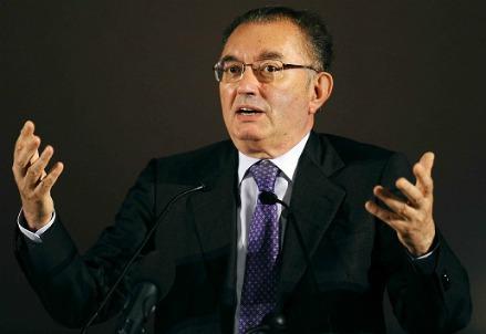 Il presidente di Confindustria, foto Infophoto