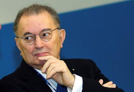 Giorgio Squinzi, presidente di Confindustria (Infophoto)