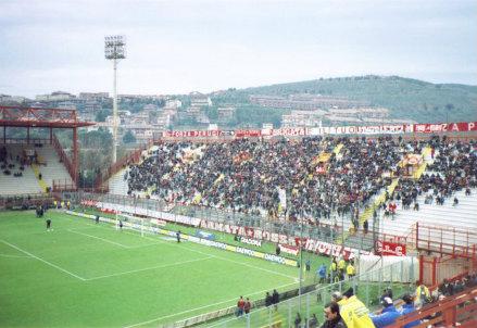 Tutto pronto al Curi: il Perugia torna in Serie B dopo nove anni