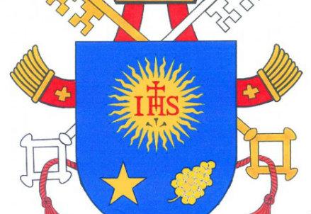 Lo stemma di Papa Francesco