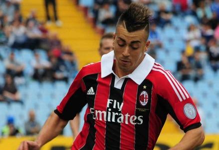 Stephan El Shaarawy è la stella del nuovo Milan (Infophoto)