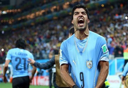 Luis Suarez, 27 anni, attaccante del Liverpool (Infophoto)