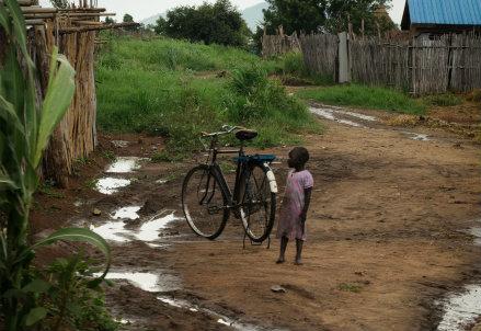 Strade del Sud Sudan