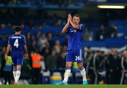 John Terry, 34 anni, difensore e capitano del Chelsea (INFOPHOTO)