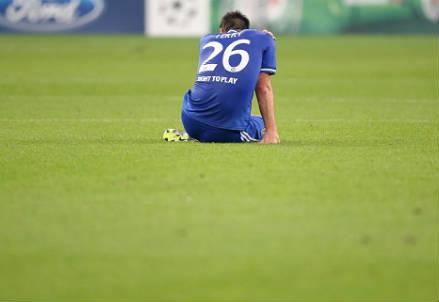 John Terry, 33 anni, capitano del Chelsea (INFOPHOTO)