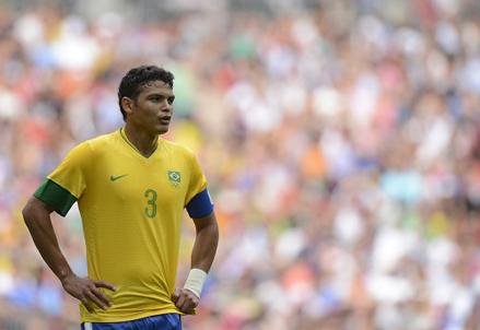 Thiago SIlva (Foto: Infophoto)