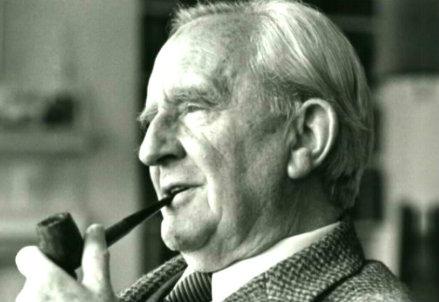 John Ronald Tolkien (Immagine d'archivio)