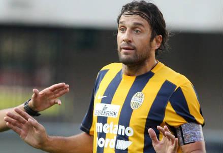 Luca Toni, 38 anni (INFOPHOTO)