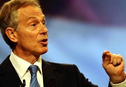 Tony Blair (Infophoto)