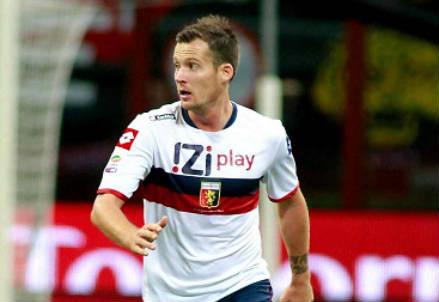 Daniel Tozser, 28 anni, centrocampista ungherese (INFOPHOTO)
