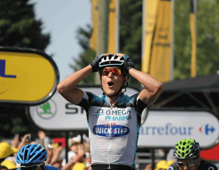 Matteo Trentin a Lione 2013
