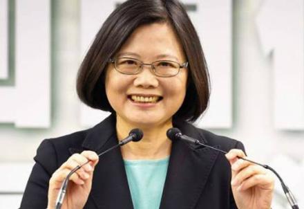 Tsai Ing-wen, primo capo di Stato donna di Taiwan