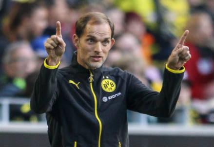 Thomas Tuchel, 42 anni, allenatore del Dortmund, dal 2008 al 2014 al Mainz (INFOPHOTO)