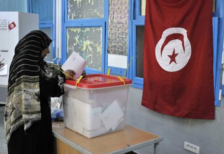 Le elezioni in Tunisia dopo la caduta di Ben Ali (InfoPhoto)