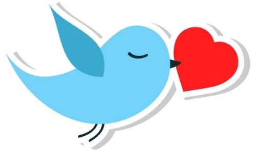 Twitter è il nuovo cupido?