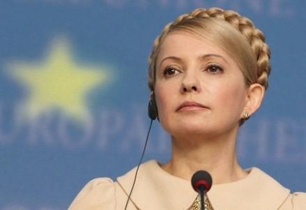 Yulia Tymoshenko (Infophoto)