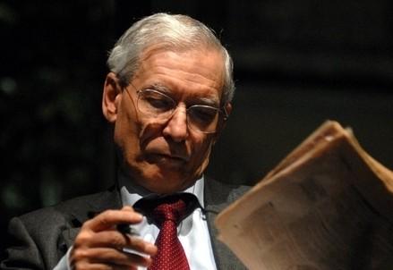 Valerio Onida, presidente emerito della Consulta (InfoPhoto)