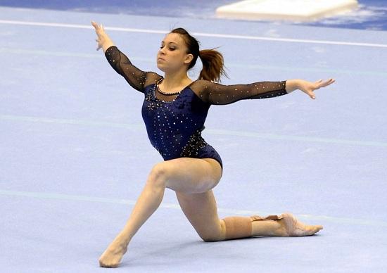 Vanessa Ferrari (Infophoto)