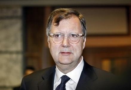 Giuseppe Vegas, presidente Consob (Infophoto)