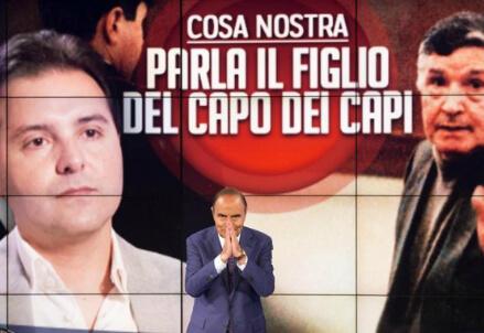 Salvo Riina intervistato da Bruno Vespa