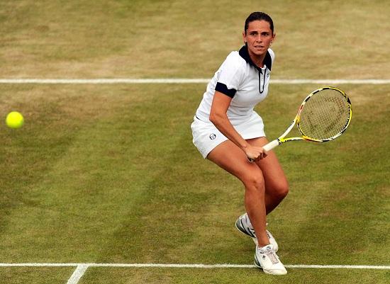 Roberta Vinci, 31 anni: seconda semifinale in due settimane (Infophoto)