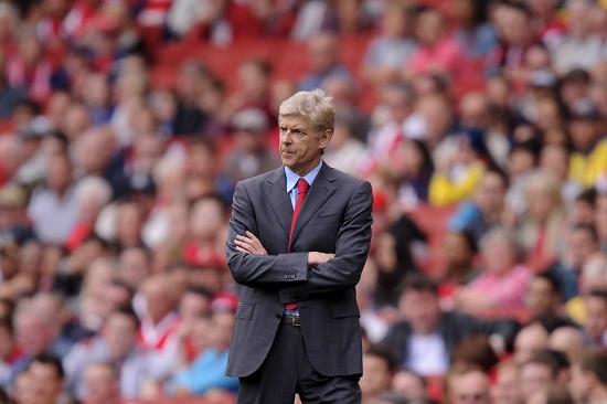 Arsene Wenger, allenatore Arsenal (Infophoto)