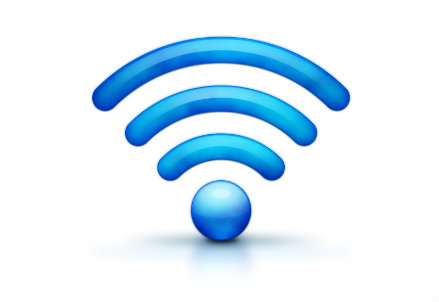 Icona wi-fi