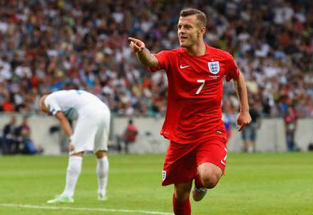 Jack Wilshere, 23 anni, inglese (dall'account Twitter ufficiale @EuroQualifiers)