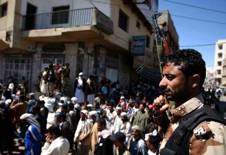 Scontri a Sanaa, la capitale dello Yemen