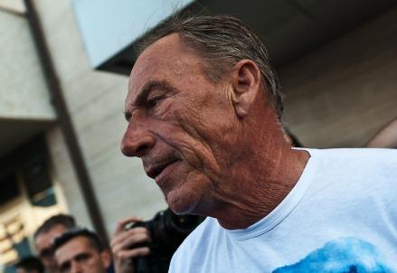 Zdenek Zeman, ex allenatore del Cagliari (Infophoto)
