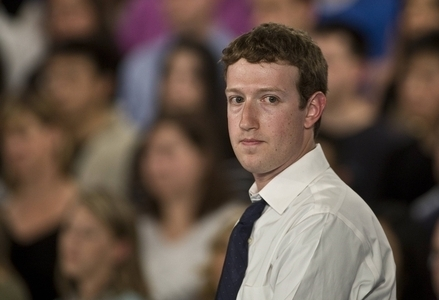 Mark Zukerberg, padre di Facebook e Graph Search (Foto: Infophoto)