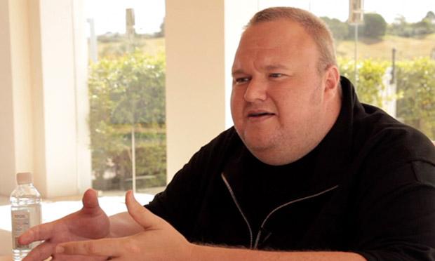 Kim Dotcom, fondatore di Megaupload